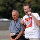 Rowerowy rajd pamięci Powstania Warszawskiego,