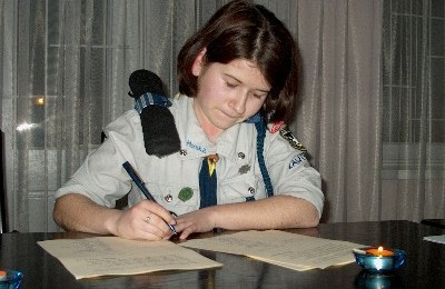 Zbiórka Konstytucyjna Szczepu Józefów - 18 marca 2004