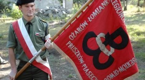 Założyciel skautingu w Józefowie!! - 29 czerwca 2007