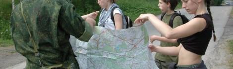 Rajd w Góry Świętokrzyskie,  27 - 29 maja 2011