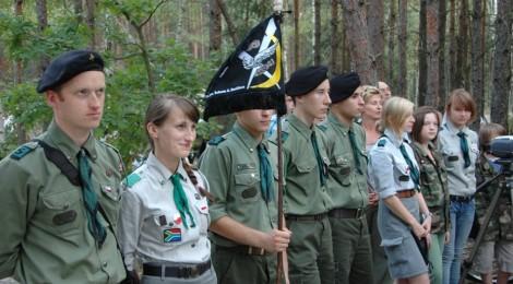 Uroczystość na Górze Lotnika - 15 sierpnia 2011