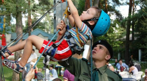 Festyn rodzinny 2011 w Józefowie