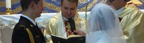 Ślub Sylwii Żabickiej i Łukasza Rafała - 17 września 2011