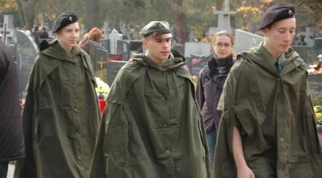 Uroczystość Wszystkich Świętych w Józefowie - 1 listopada 2011