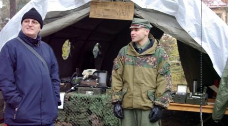 Odsłonięcie tablicy katyńskiej w Józefowie - 13 listopada 2011