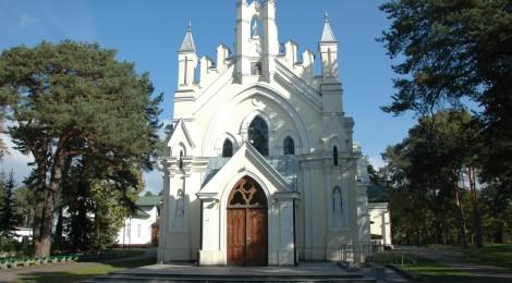 Kościół w Józefowie