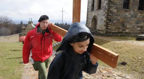 Pielgrzymka na Święty Krzyż
