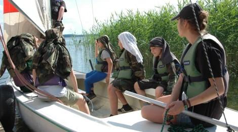 Zdjęcia z obozu LEŚNYCH w 2011 roku