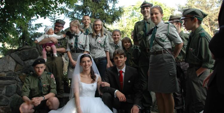 Ślub Kariny Zielińskiej