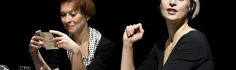 Wyjazd harcerzy starszych do teatru - 3 listopada 2012