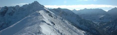 Zimowisko w Tatrach: 28 stycznia - 2 lutego 2013