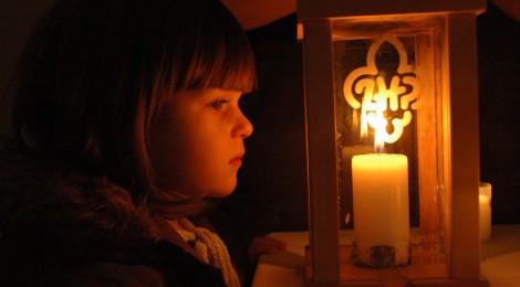 Betlejemskie Światło Pokoju 2011 w Józefowie