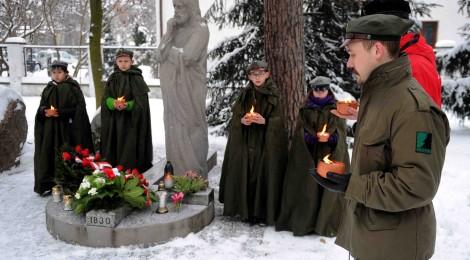 150 rocznica wybuchu Powstania Styczniowego
