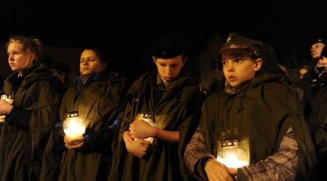 Droga Krzyżowa 2013 w Józefowie