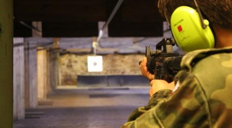 Wyjście na strzelnicę