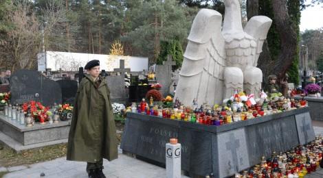 Święto Wszystkich Świętych w Józefowie - 1 listopada 2013