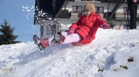 Korzystamy ze śniegu