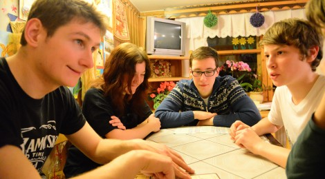 Wieczór gier planszowych
