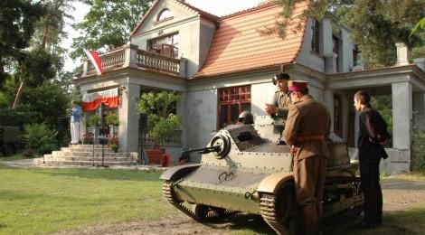 """""""Grot w Józefowie"""", 8 Wieczornica w Willi """"Grota"""" - 29 czerwca 2014"""